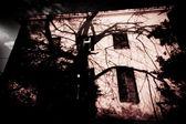 Horror movie scene - The Hotel — Foto de Stock