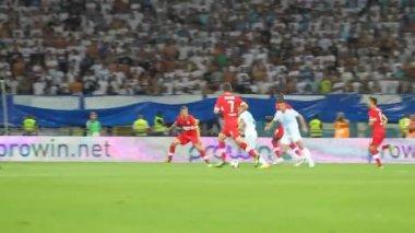 Match de football — Vidéo