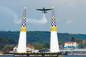 Red Bull Air Race World Championship 2014 — Stock Photo