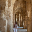In ancient El Jem — Stock Photo #18651641