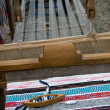 Stock Photo: Old loom