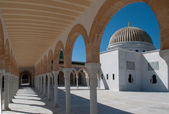 Mausoleum of Habib Bourguiba - Tunisia, Monastir — Stock Photo