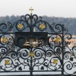 Постер, плакат: Art details of Charles Bridge Prague