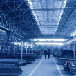 Industrial warehouse — Stock Photo #19626795