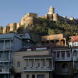 Stock Photo: In old Tbilisi