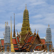 Stock Photo: Thailand, Bangkok - Grand Palace