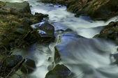 Górski strumień - jesień — Zdjęcie stockowe