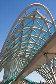 Weightless architecture — Stock Photo