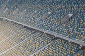 Leeg stadion — Stockfoto