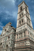 Giotto's Bell Tower — Stock Photo