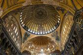 собор святой софии - вид изнутри — Стоковое фото