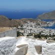 Stock Photo: Greece - island Patmos
