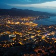 Stock Photo: Bergen - night view