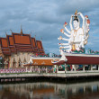Buddhist Temple — Stockfoto