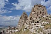 Uchisar - Cappadocia — Stock Photo