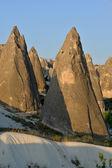 Rock formations in Cappadocia — Stock Photo