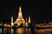 Wat Arun - Bangkok, Thailand — Stock Photo