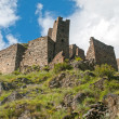 Mutso - fortress in Georgia — Stock Photo