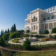 Livadia Palace - Crimea — Stock Photo