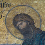 ������, ������: John the Baptist Hagia Sophia Istanbul