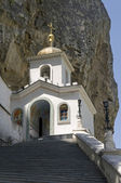 Rock monastery, Crimea — Foto Stock