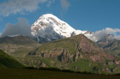 Mount Kazbek - Georgia — Stockfoto