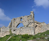 Ruins of old town - Crimea — Stock Photo