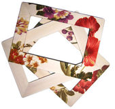 Photo frames — Foto de Stock