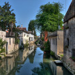 A glimpse of Portogruaro — Stock Photo