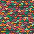 Abstract triangle seamless pattern - Imagen vectorial