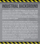 Industrial background — Vettoriale Stock