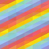 Pozadí s barevnými pruhy — Stock vektor
