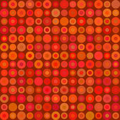 Abstract background with circles — Stock Vector