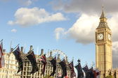 Big Ben, London, England — Stock Photo