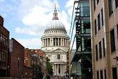 Catedral, Londres, Inglaterra de St. paul — Foto de Stock