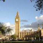 Big Ben, Clock Tower, London, England — Stock Photo #19585725