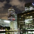 Canary Wharf, London — ストック写真