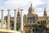 National museum of Catalan visual art, Barcelona — Stock Photo
