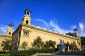 National museum of Catalan visual art, Barcelona, Spain — Stock Photo