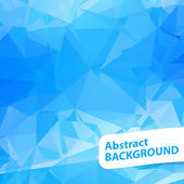 Abstract Background Blue — Stock Vector