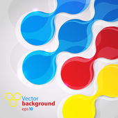 Abstract diagonal vector background — Stockvektor