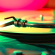 Turntable — Stock Photo #36500719
