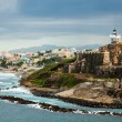 El Morro Fortress, San Juan, Puerto Rico - Stock Photo