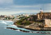El Morro Fortress, San Juan, Puerto Rico — Stock Photo