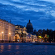 Stock Photo: Late evening in Sankt Peterburg