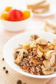 Traditional Russian porridge — Stock Photo