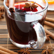 Stock Photo: Traditional hot mulled wine