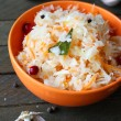 Crispy and juicy sauerkraut — Stockfoto