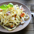 Pasta with seafood — Stock Photo #38129951