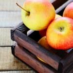 Fragrant fresh apples — Stock Photo #39048047